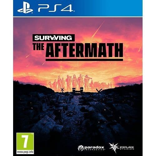 Surviving The Aftermath PS4 Game
